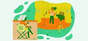 Tutorial: como driblar a vergonha de gravar vídeos