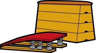 A valorização da disciplina depende da manutenção e do armazenamento cuidadosos dos equipamentos. Ilustração: Bruno Algarve