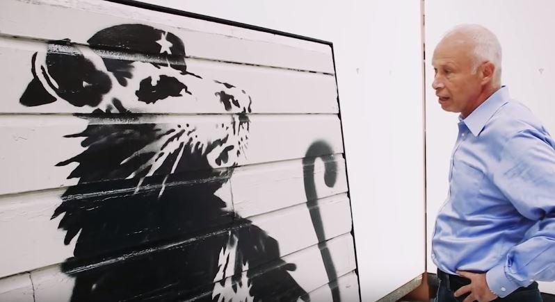 saving banksy - 10 filmes (alguns na Netflix) para quem quer saber mais de Arte