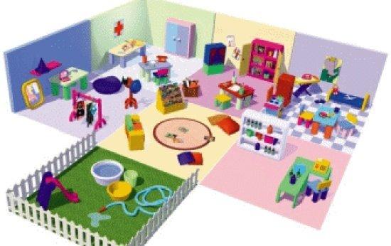 Um espaço de brincar