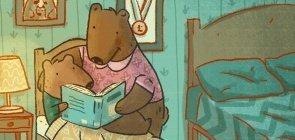 Por que ouvir histórias é um apoio emocional para as crianças
