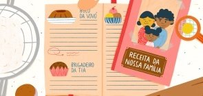 Atividade: redescobrindo receitas de família