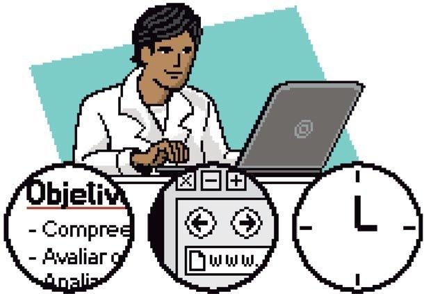 Planejamento, seleção cuidadosa e gestão do tempo. Ilustração: Bruno Algarve e Marcos Rufino
