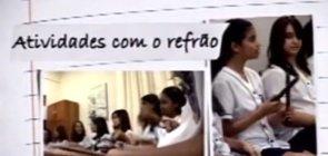 Ensinar música com Carmen Miranda