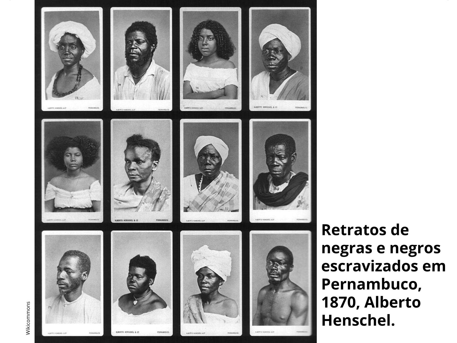 O tráfico e as etnias dos escravizados