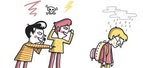 Encarando bullying, brigas e ansiedade nas escolas: um livro em PDF sobre as socioemocionais