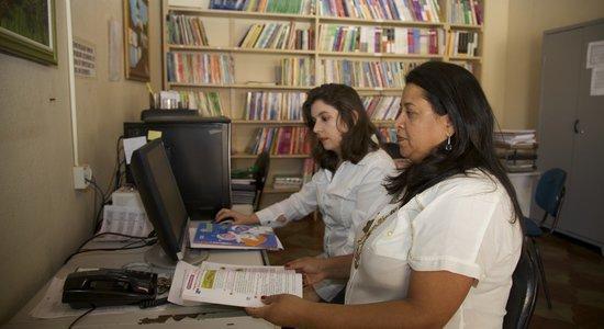 As estratégias utilizadas em sala de aula devem estar afinadas com as metas de aprendizagem estabelecidas pelo PPP. (Foto: Manuela Novais)
