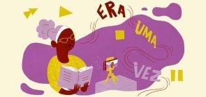 Como fazer e gravar a leitura de histórias para as crianças acompanharem a distância