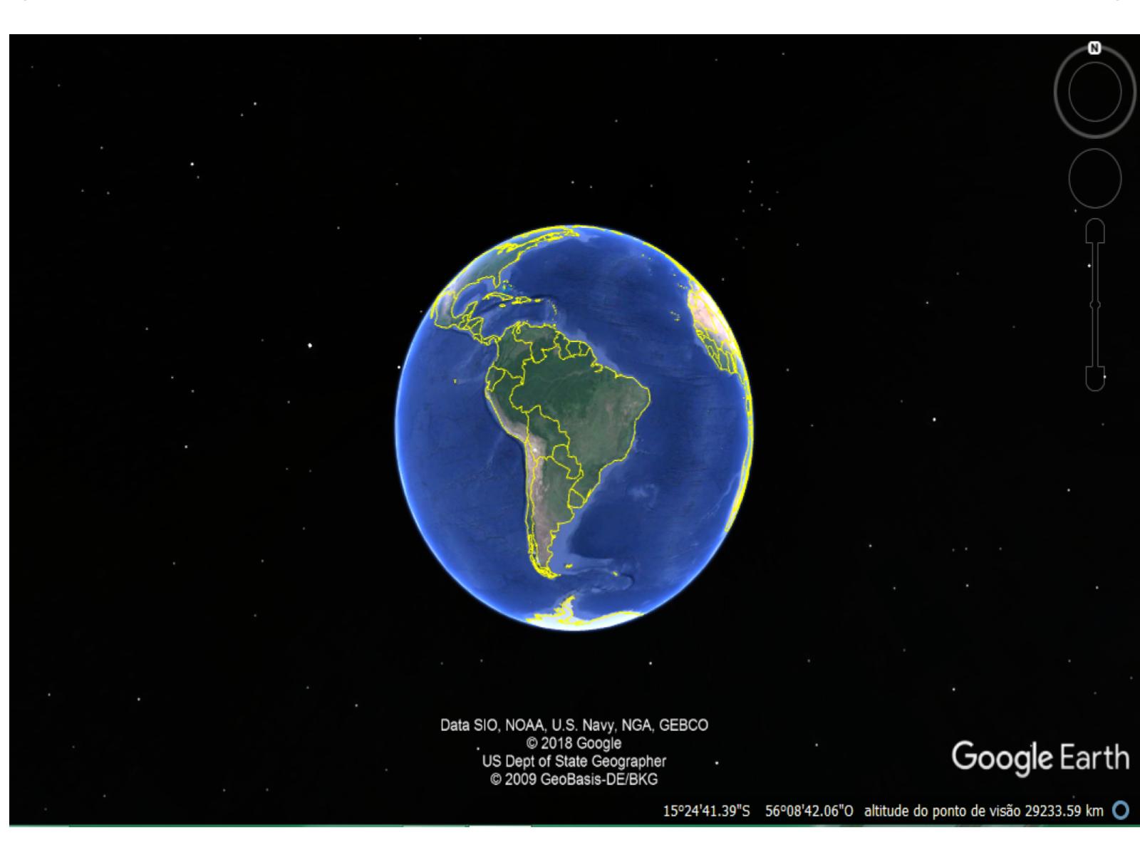 A importância da escala em mapas cartográficos
