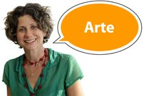 A especialista em Arte, Marisa Szpigel. Foto: Gabriela Portilho