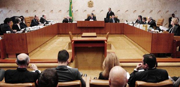 Supremo Tribunal Federal. Imagem: Carlos Humberto