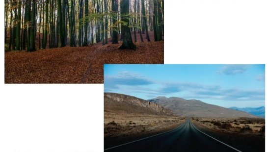 Paisagem natural e paisagem cultural