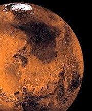 Imagem de Marte obtida pela Nasa. Foto: Nasa/JPL
