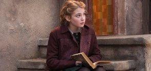 Cena do filme A Menina que roubava livros
