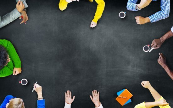 O que você faz no horário de trabalho pedagógico coletivo (HTPC)?