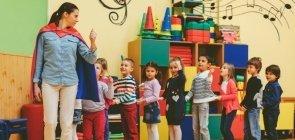 De babá a professora: a evolução da Educação Infantil