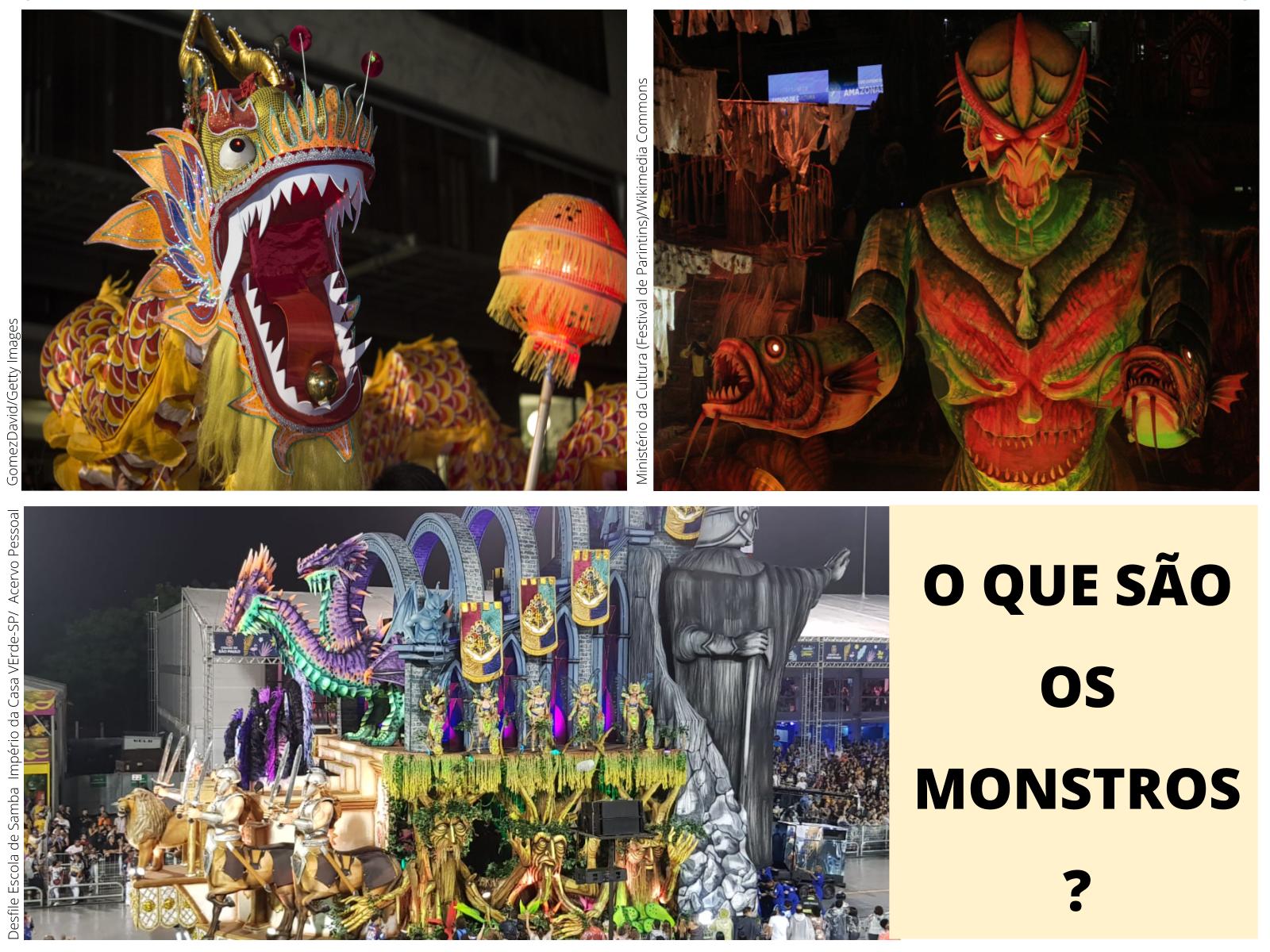 Monstros no imaginário medieval