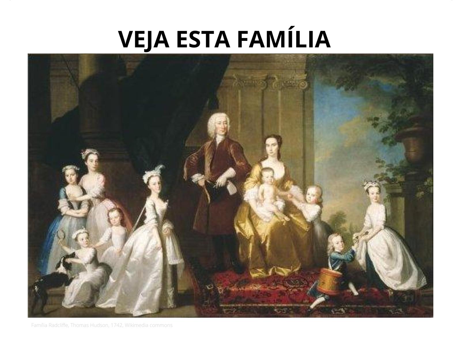 Glossário da família