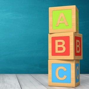 Letras de alfabeto