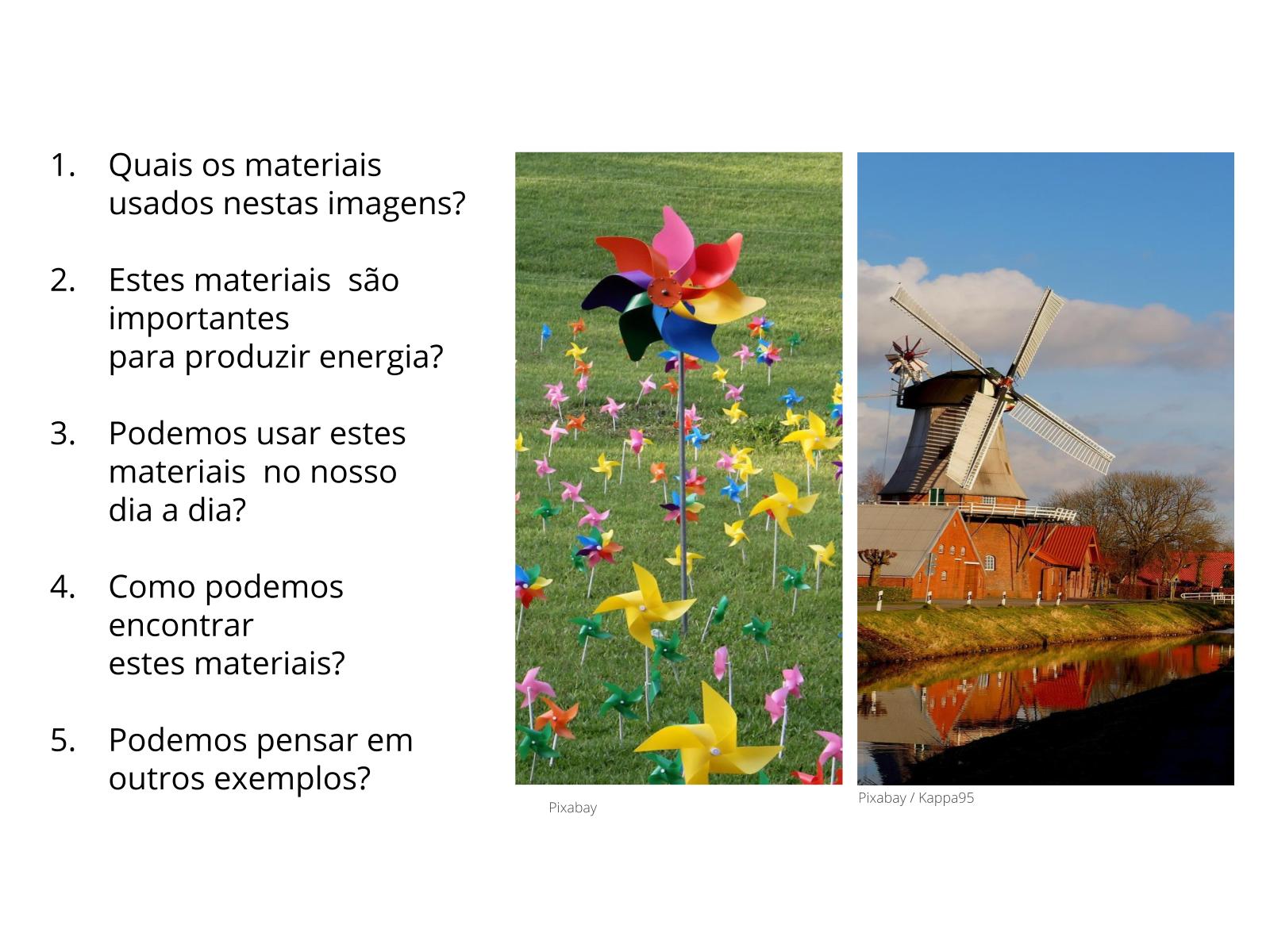 Fontes de energias renováveis