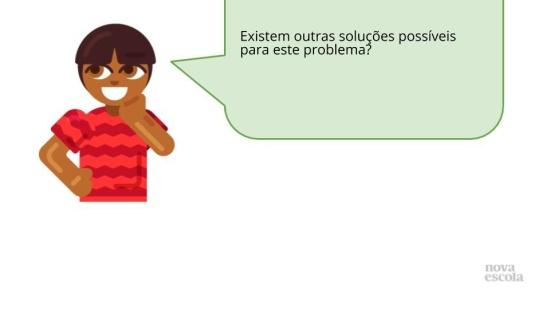 As operações matemáticas na busca de diferentes soluções de um problema