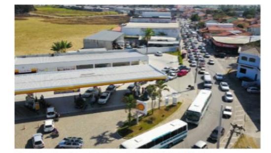 Importância dos tipos de vias de transporte