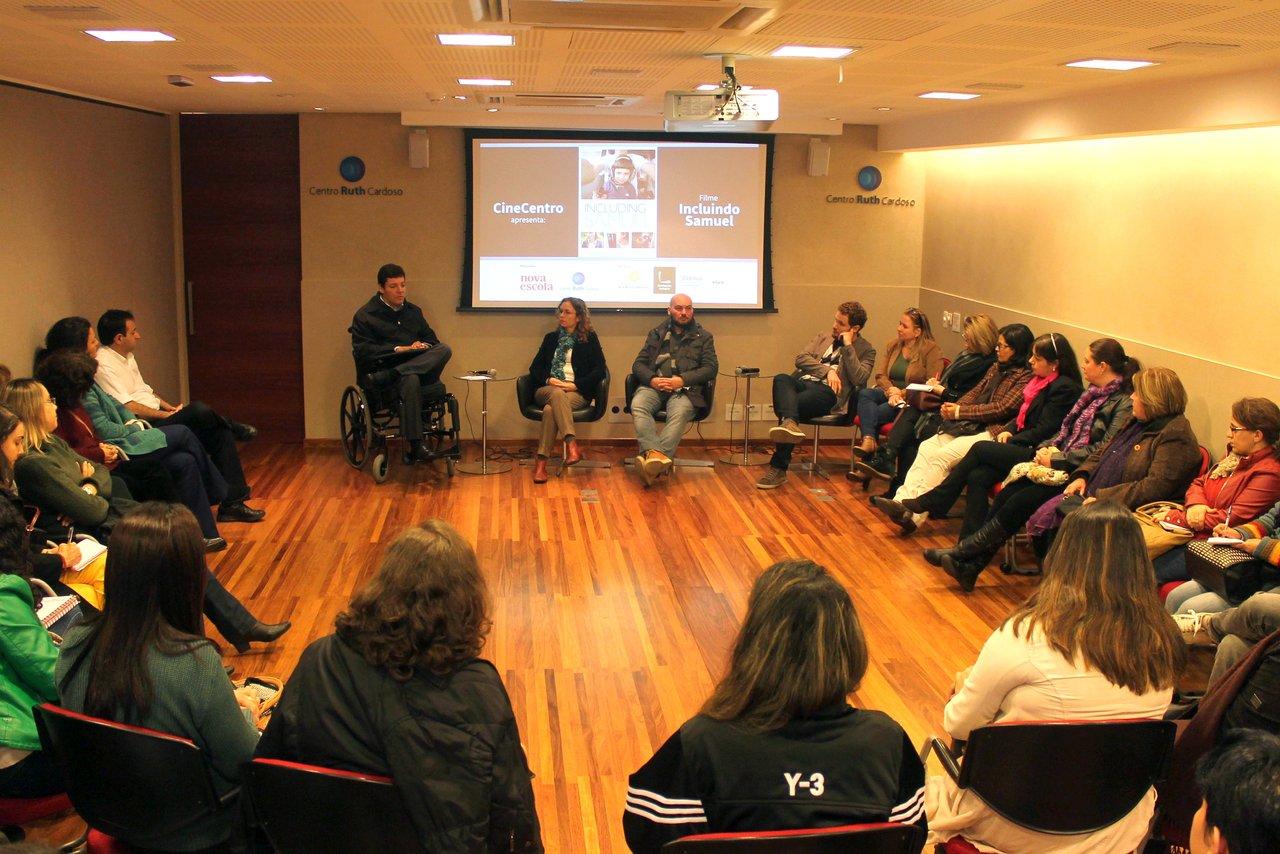 O que aprendemos numa sessão de cinema Educação inclusiva é pleonasmo - 2