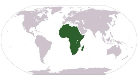 Identificar fenômenos econômicos e sociais na África