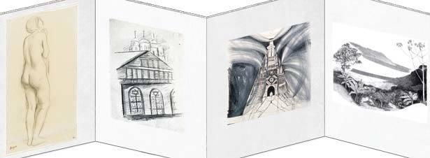 RMN (Musée D'Orsay) Thierry Le Mage/Acervo do Museu Lasar Segall - IBRAM Minc/Foto: Carlos Fadon/Divulgação - Ilustrações: Eduardo Nunes