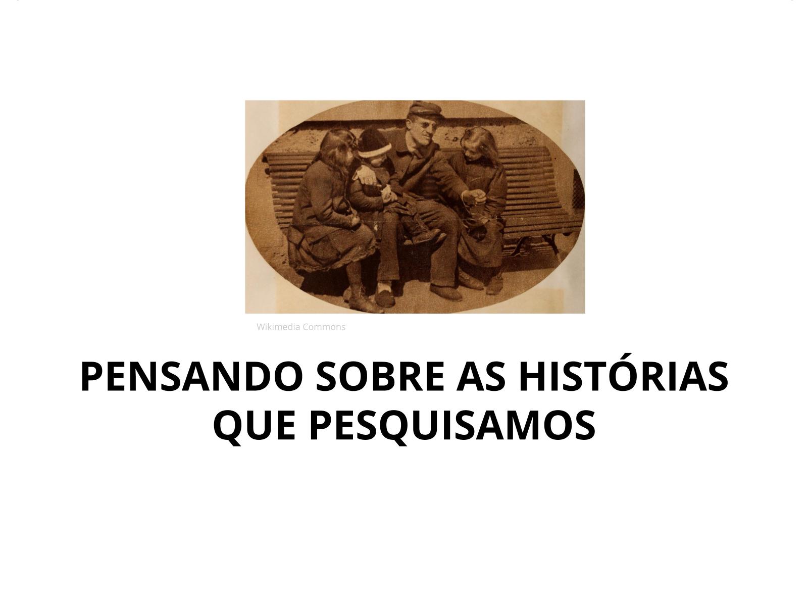 REGISTRANDO HISTÓRIAS LOCAIS