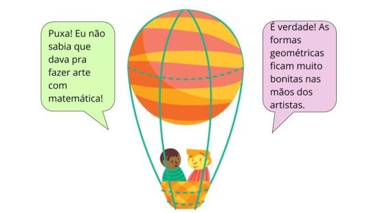 Circunferência e arte