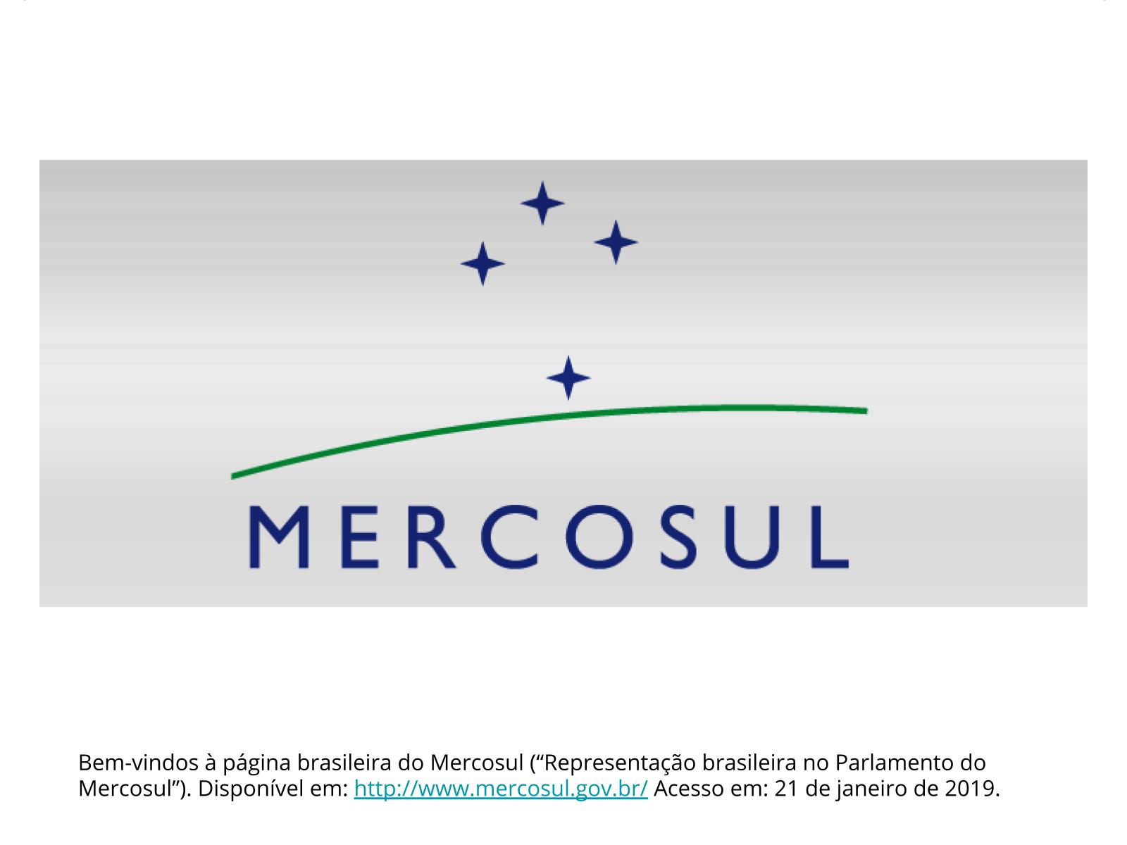O Brasil no BRICS e no Mercosul