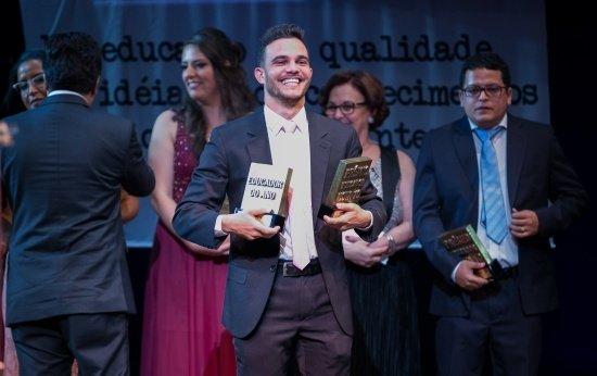 Projeto sobre a tragédia de Mariana vence o prêmio Educador do Ano