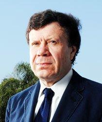 Roger Chartier. Foto: André Valentim