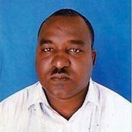 Xavier Chume, professor de Matemática e Ciências Naturais de escolas públicas de Maputo, capital de Moçambique. Foto: arquivo pessoal