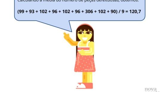 Medidas de tendência central (moda, mediana e média aritmética) e gráficos de linhas