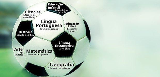 3723d8277ffda Copa do Mundo 2014  suas aulas viram um show de bola - Aulas show de ...