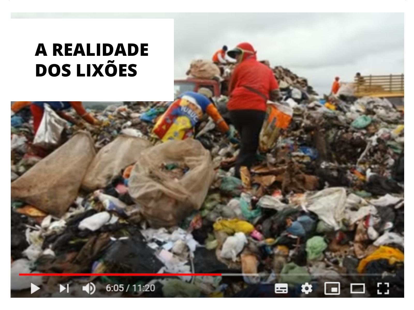 Trabalho sustentável