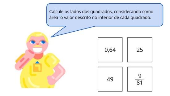 Números irracionais/Reais
