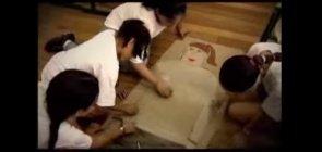 Projeto mostra o que as crianças sabem sobre Arte