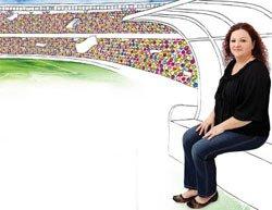 Ilustração Melissa Lagoa sobre foto Eduardo Marques