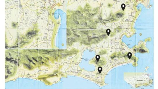 Mapas temáticos e suas informações geográficas