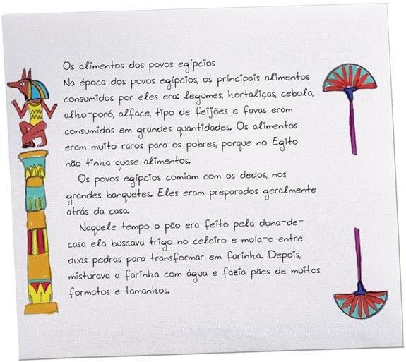 Texto de Brenda Nicholl Costa e Christian Spitzer Rezende Martins, alunos do 5º ano. Ilustrações Mariana Coan