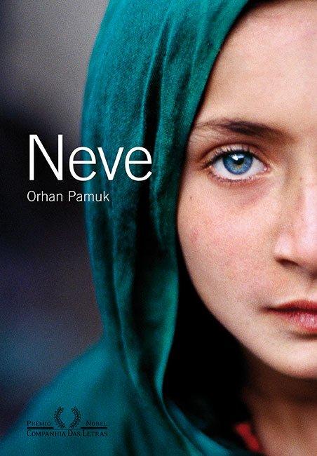 capa do livro Neve de Orhan Pamuk. (Crédito: divulgação)