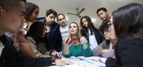 Inglês: projeto mostra que presença de imigrantes melhora o ensino