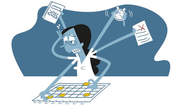 Como planejar a rotina e garantir que o trabalho pedagógico coletivo alcance toda a equipe. Ilustração: Ariel Fajtlowicz