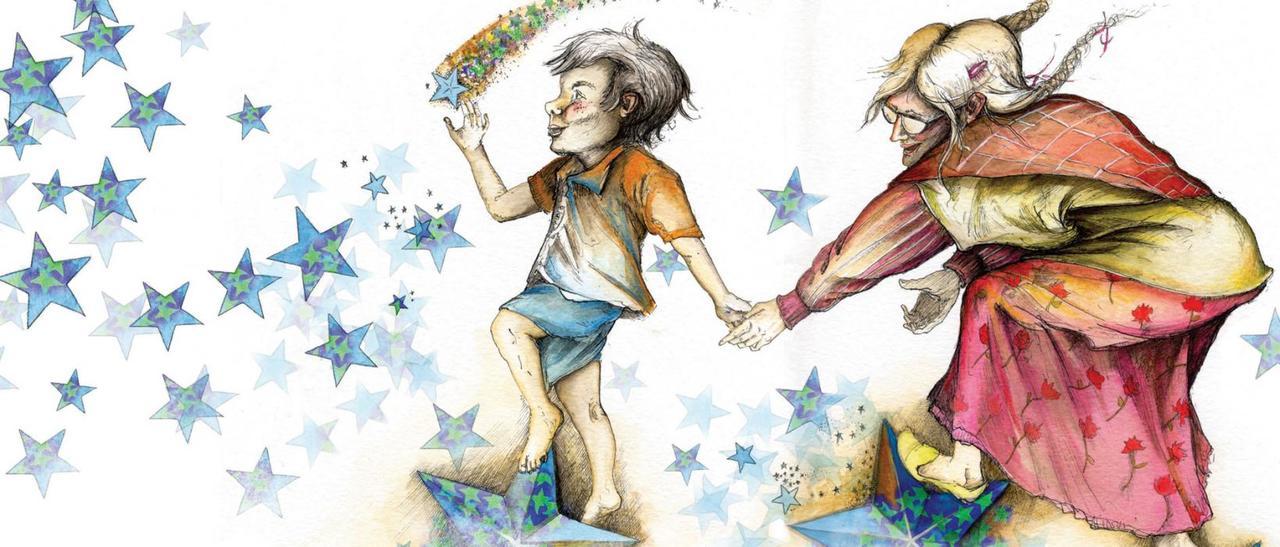 Para contar estrelas