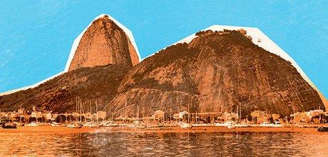 Escrever um guia de viagem faz o grupo ter contato com outro idioma de modo significativo. Bruno Algarve