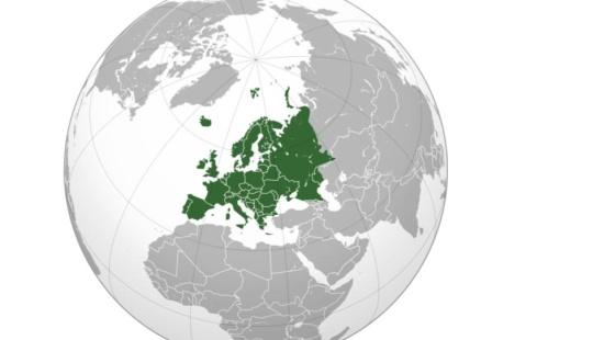 As paisagens culturais da Europa