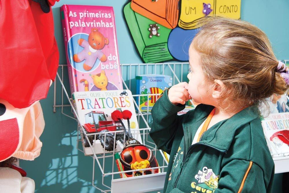 Crianças podem experimentar de fato o papel de pesquisadoras e serem protagonistas de sua aprendizagem